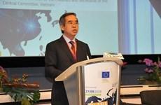Le Vietnam soutient les efforts de l'UE pour promouvoir la connectivité Europe-Asie