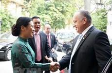 Le Vietnam et le Venezuela resserrent l'amitié et la solidarité traditionnelles