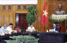XIIIe Congrès national du Parti : La Permanence du sous-comité socio-économique se réunit