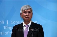 Renforcer la coopération entre Ho Chi Minh-Ville et l'Allemagne
