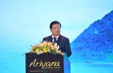 Le forum des hommes d'affaires du Vietnam 2019