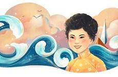 Xuan Quynh, première artiste vietnamienne à être honorée par Google