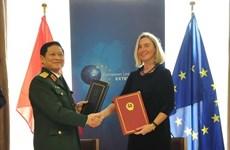 Le Vietnam et l'UE promeuvent leur coopération
