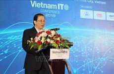 Conférence sur le développement des services des TI au Vietnam 2019