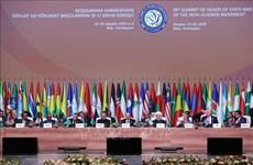 Le Sommet du Mouvement des pays non alignés adopte des documents importants