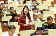 8e session de l'AN de la 14e législature : Donner des avis sur deux projets de loi