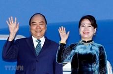 Le Premier ministre se rend en Thaïlande pour le 35ème sommet de l'ASEAN