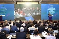 La 11e Conférence internationale sur la mer Orientale s'achève