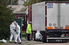 Ministère de la Sécurité publique: 39 morts dans un camion d'Essex sont vietnamiens