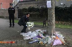 L'ambassadeur britannique présente ses condoléances aux familles des victimes du camion à Essex