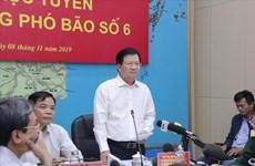 Le Vietnam se prépare à affronter le typhon Nakri