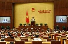 8e session de l'Assemblée nationale: le projet d'aéroport de Long Thành en débat