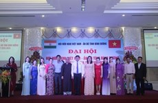 Bình Duong : l'Association d'Amitié Vietnam-Inde voit le jour