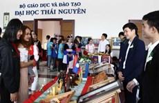 Ouverture de l'espace culturel Vietnam-Laos