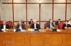 Le Politburo examine le développement des villes de Hue et Buon Ma Thuot