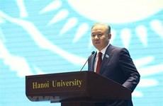 Le président de la chambre basse du Kazakhstan conclut sa visite au Vietnam