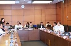 L'AN discute de deux projets de loi et adopte un plan de développement pour les minorités ethniques