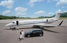 Pour la première fois, le Vietnam a un jet privé desservant Con Dao