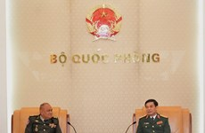 Armée : Le Vietnam et le Cambodge coopèrent dans la formation des ressources humaines