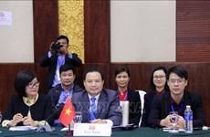 Le Vietnam participe à la réunion de l'ASEAN sur la protection sociale des enfants vulnérables