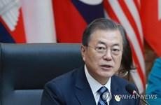 Le président Moon Jae-in promet de soutenir les efforts de l'ASEAN en faveur des start-up