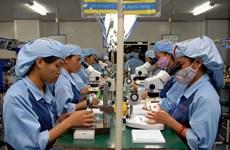 L'indice de la production industrielle ralentit en novembre