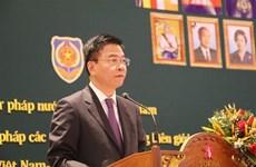 Vietnam et Cambodge promeuvent leur coopération en matière judiciaire