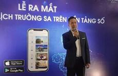 Lancement de l'application de calendrier Truong Sa sur les plateformes numériques
