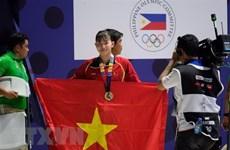 SEA Games 30 : Le Vietnam obtient huit médailles d'or au septième jour de la compétition