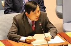Le Vietnam partage son expérience dans la création de partenariats de maintien de la paix