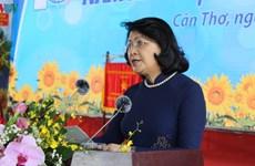 40 bougies pour l'Université de médecine et de pharmacie de Cân Tho
