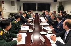 Dialogue Vietnam-États-Unis sur la politique de défense 2019