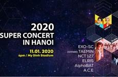 Le grand concert de K-Pop 2020 aura lieu le 11 janvier à Hanoï