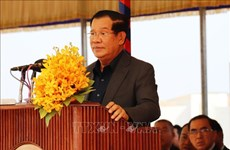 Inauguration d'un marché frontalier Vietnam-Cambodge