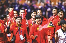 SEA Games 30 : la razzia du Vietnam