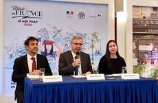 Balade en France, un festival dédié à la France au cœur de Hanoï