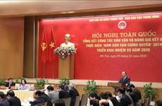 Le Premier ministre demande de promouvoir la mobilisation de masse dans le cyberespace
