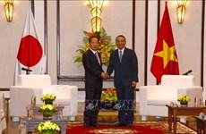 Da Nang souhaite une coopération renforcée avec le Japon dans divers domaines