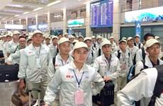 Objectif : envoyer 130 000 travailleurs vietnamiens à l'étranger en 2020