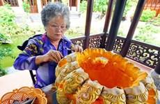 La gardienne de la cuisine royale de Huê