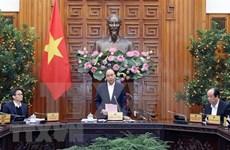 Le PM demande des efforts conjoints contre le nCoV