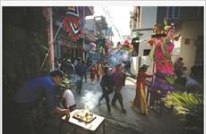 Effervescence de la fête Câu Ngu à Thanh Hoa