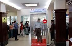 COVID-19: des sas de désinfection à Hô Chi Minh-Ville