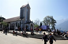Lào Cai: COVID-19 : Sa Pa suspend l'accueil des touristes