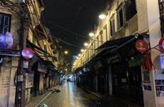 """Coronavirus : à Hanoï, la """"rue des Occidentaux"""" fait le gros dos"""