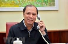 Vietnam-Australie: les vice-ministres des AE discutent de la coopération dans le cadre du COVID-19