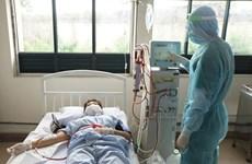 Hô Chi Minh-Ville: Mise en œuvre de la dialyse en zone d'isolement