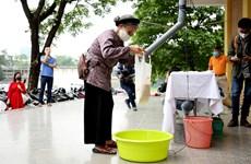 Premier «guichet automatique» de riz à Hanoï