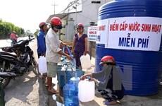Tien Giang investit gros pour assurer l'eau potable dans les districts côtiers