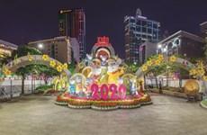 HCM-Ville: Lancement du concours de design de la rue florale Nguyên Huê 2021